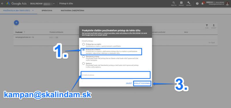 Návod na prístup do účtu Google Adwords_3