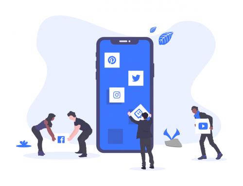 Sociálne siete a ich možnosti využitia z hľadiska marketingu